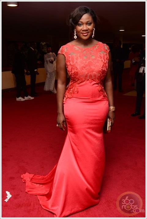 Nollywood Red Carpet Fashion At Africa Magic 2015 Awards