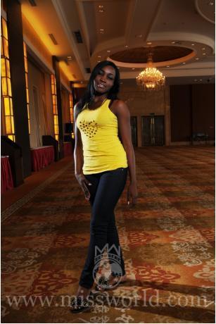 Miss Sierra Leone 2012 Vanessa Williams-12