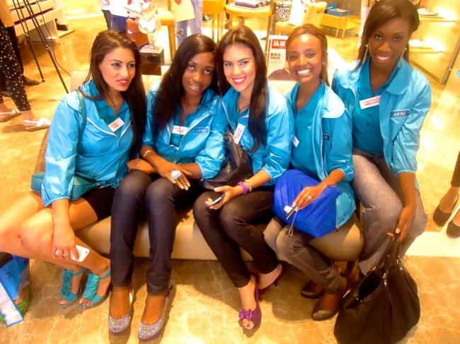 Miss Sierra Leone 2012 Vanessa Williams-2