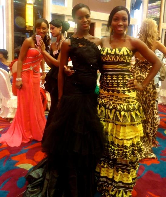 Miss Sierra Leone 2012 Vanessa Williams-3