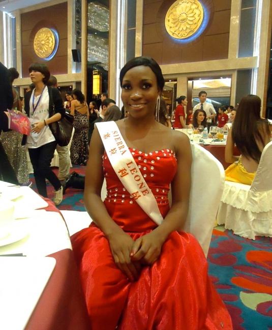 Miss Sierra Leone 2012 Vanessa Williams-5
