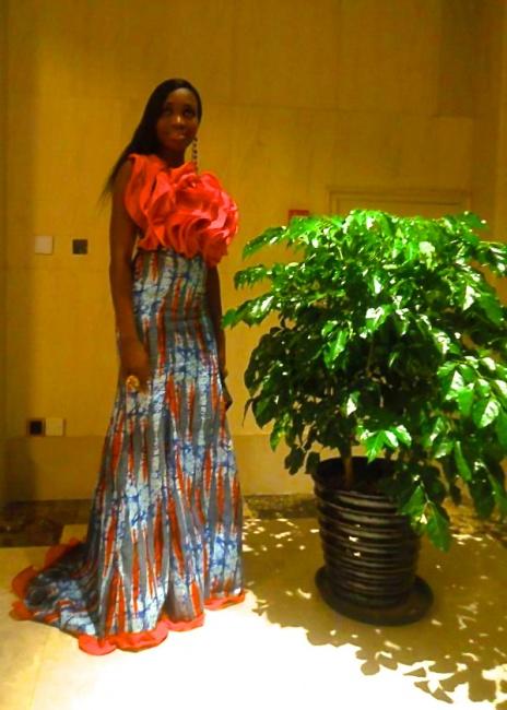 Miss Sierra Leone 2012 Vanessa Williams-7