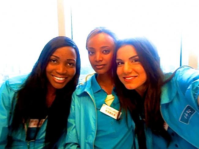 Miss Sierra Leone 2012 Vanessa Williams