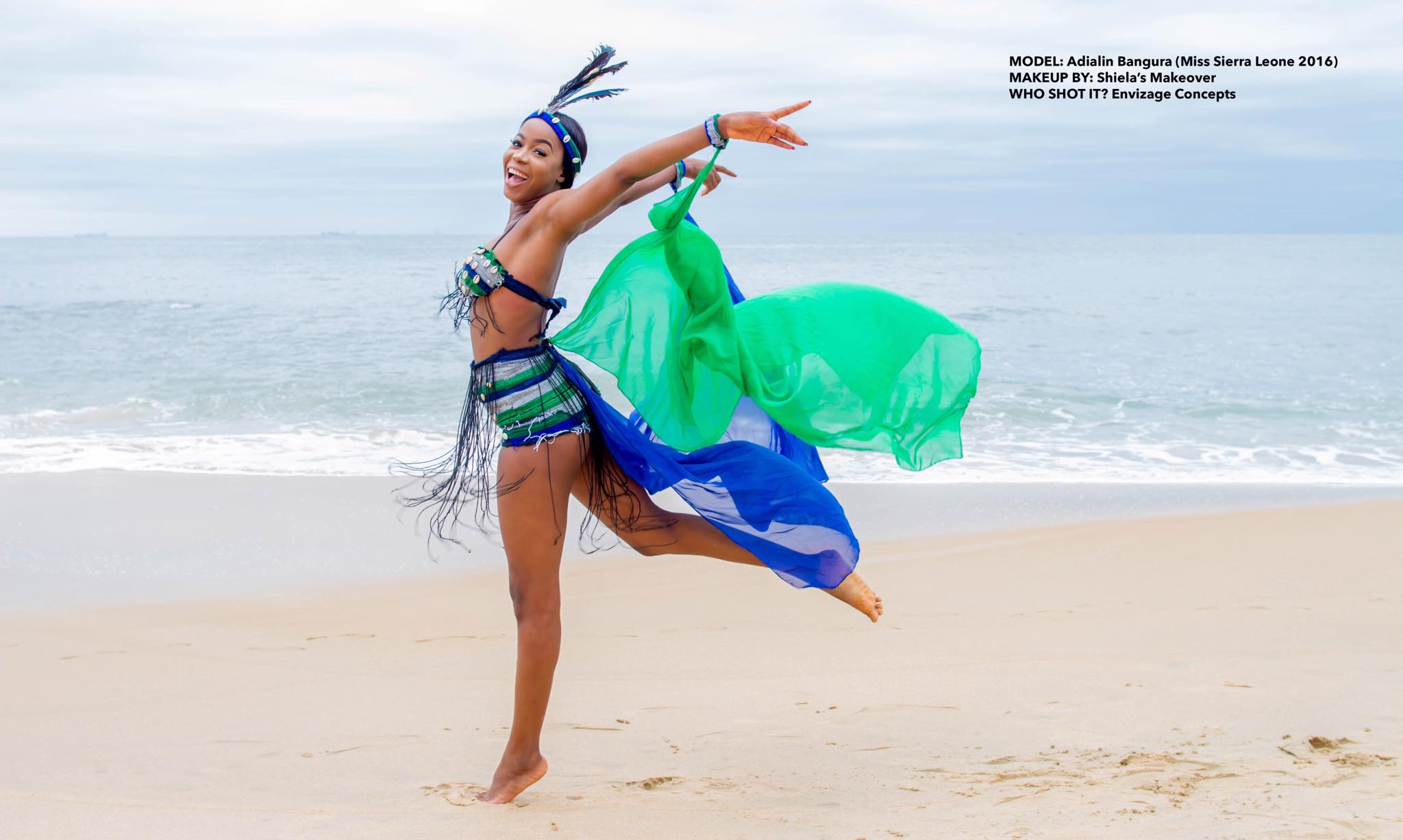 Miss World Sierra Leone 20161