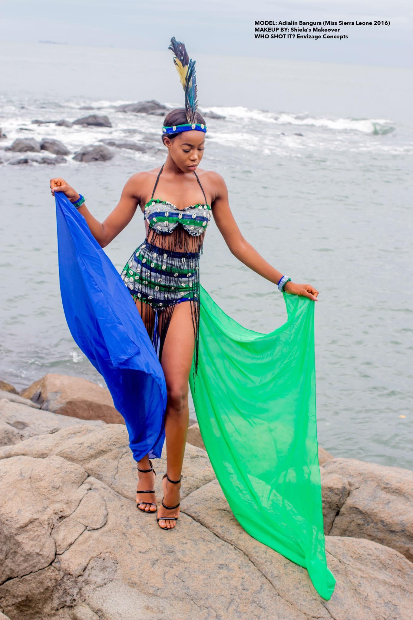 Miss World Sierra Leone 20162