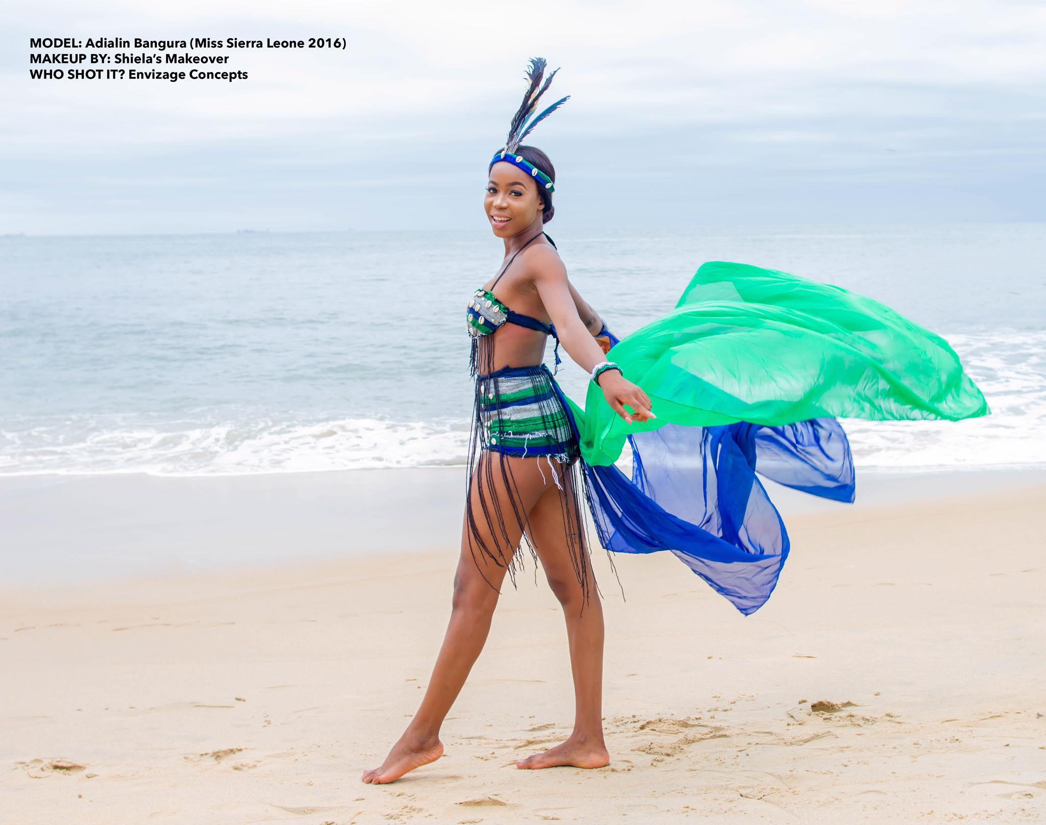 Miss World Sierra Leone 20163