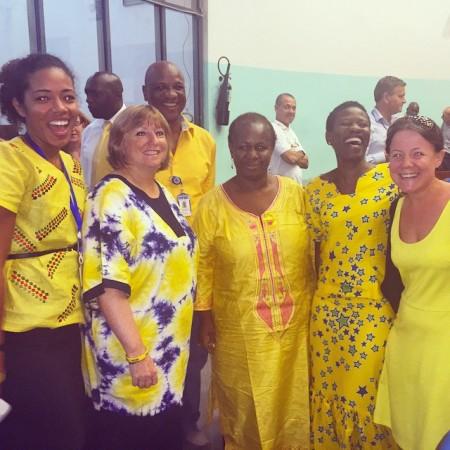 NERC Staff-YellowCampaign-Women-Ebola-SierraLeone