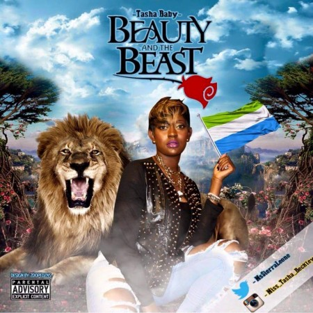 Natasha Beckley Beauty queen turned rapper