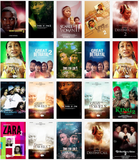 Nollywood films with actor Muna Obiekwe via @IrokoTV
