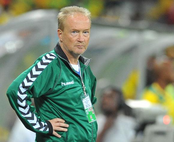 Leone Stars Coach Lars Olof Mattson