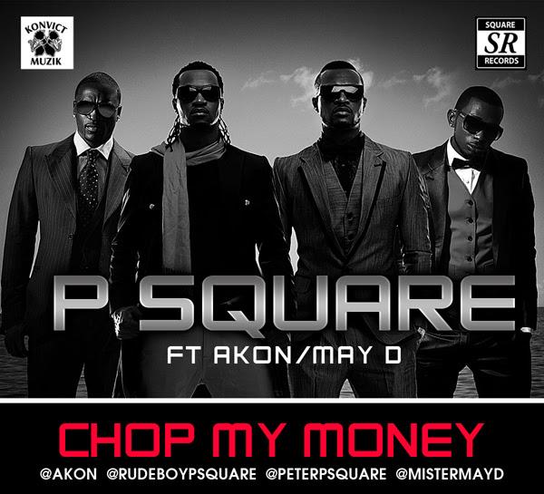 P Square Album Cover