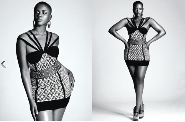 Philomena Kwao Ghana Model 5