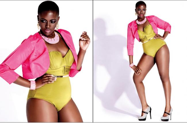 Philomena Kwao Ghana Model 6