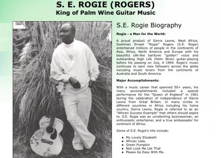 S.E.Rogie-Sierra Leone Music-SwitSalone