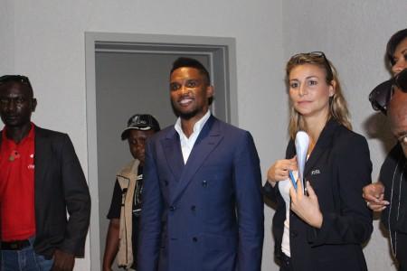 Samuel Eto in sierra Leone-Fifa11Health6