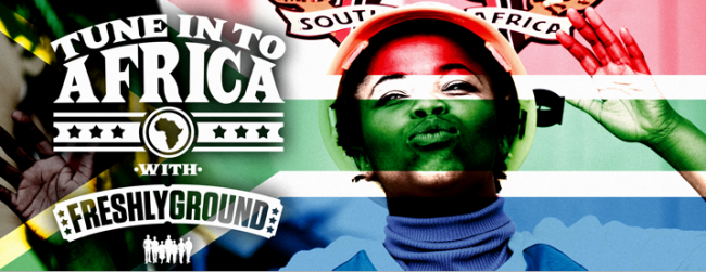 Check out the album Radio Africa from Freshly Ground