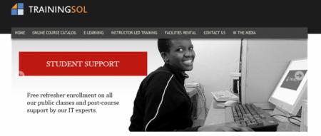 TrainingSol E-Learning in Sierra Leone