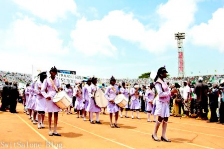 Sierra Leone Methodist Girls High School