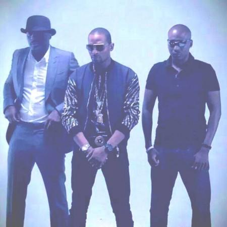 Idris Elba, Shadow, D'Banj in Confidential