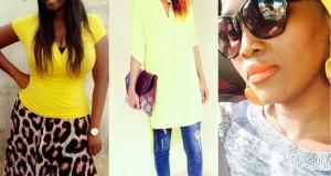 Sierra Leone Wear Yellow Solidarity Womens Campaign