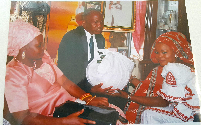 Sierra Leone Wedding-Akie-Diana