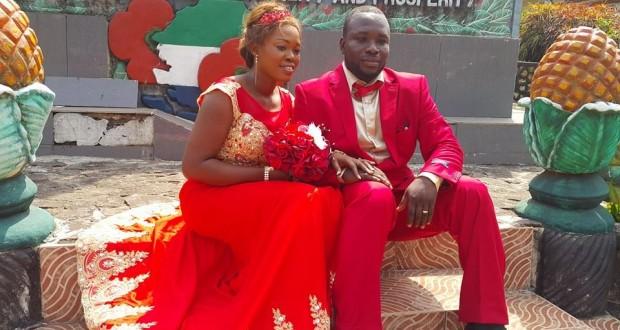Sierra Leone Weddings: Akie & Diana