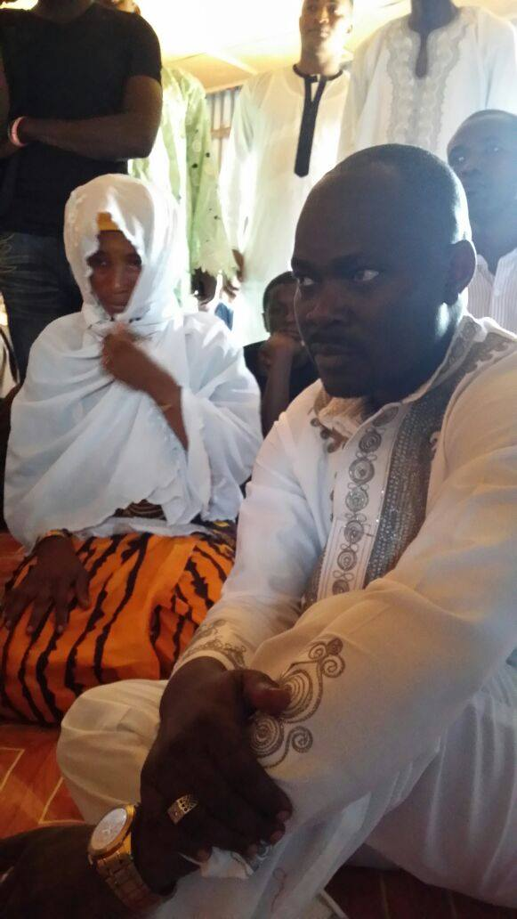 Sierra Leone Weddings-Model Designer Kadiatu of Vivid Emporium Traditional Wedding14
