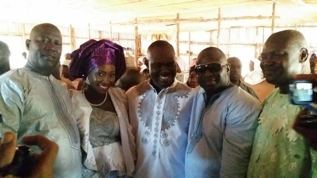 Sierra Leone Weddings-Model Designer Kadiatu of Vivid Emporium Traditional Wedding15