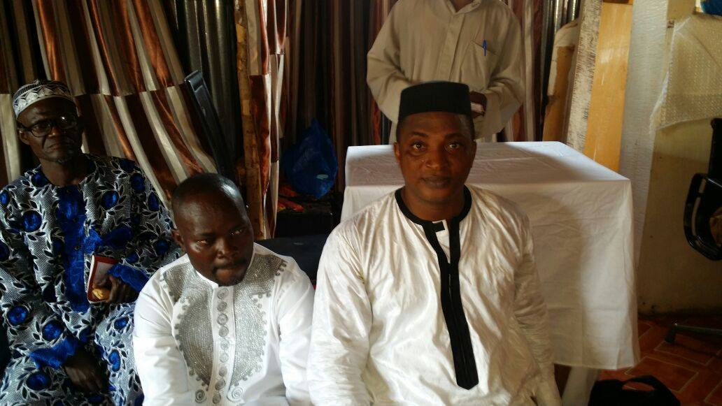 Sierra Leone Weddings-Model Designer Kadiatu of Vivid Emporium Traditional Wedding17
