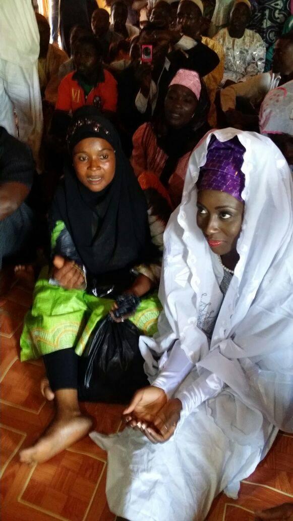 Sierra Leone Weddings-Model Designer Kadiatu of Vivid Emporium Traditional Wedding20