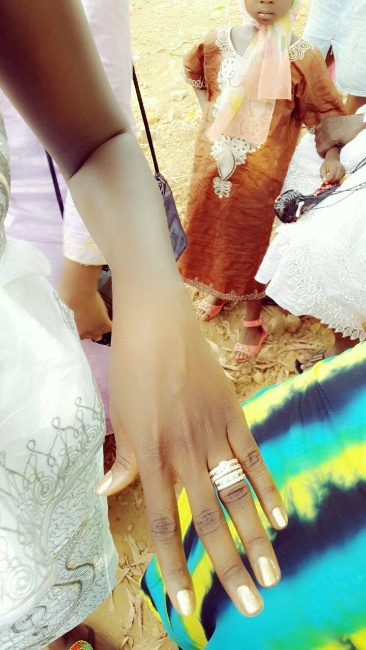 Sierra Leone Weddings-Model Designer Kadiatu of Vivid Emporium Traditional Wedding6