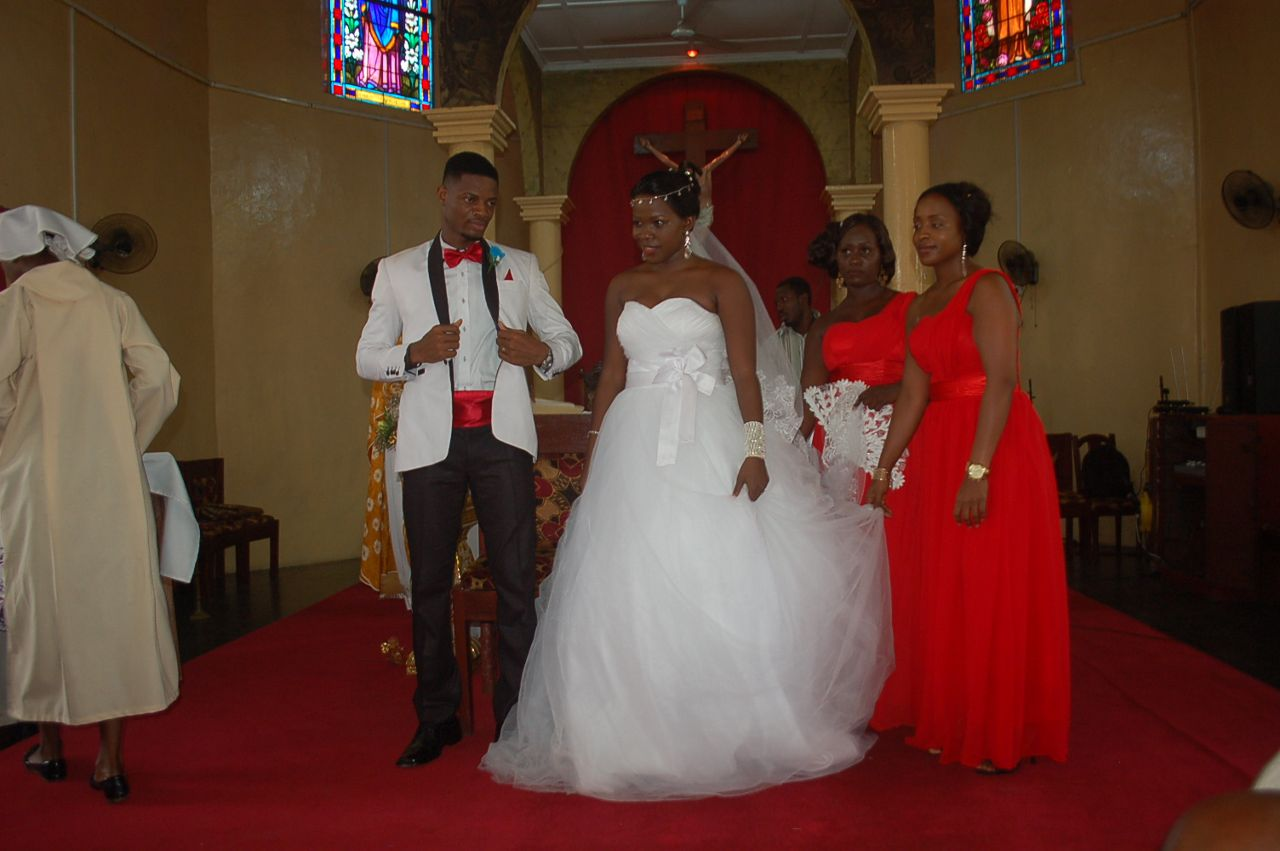 Sierra Leone Weddings Momodu and Beatrice1