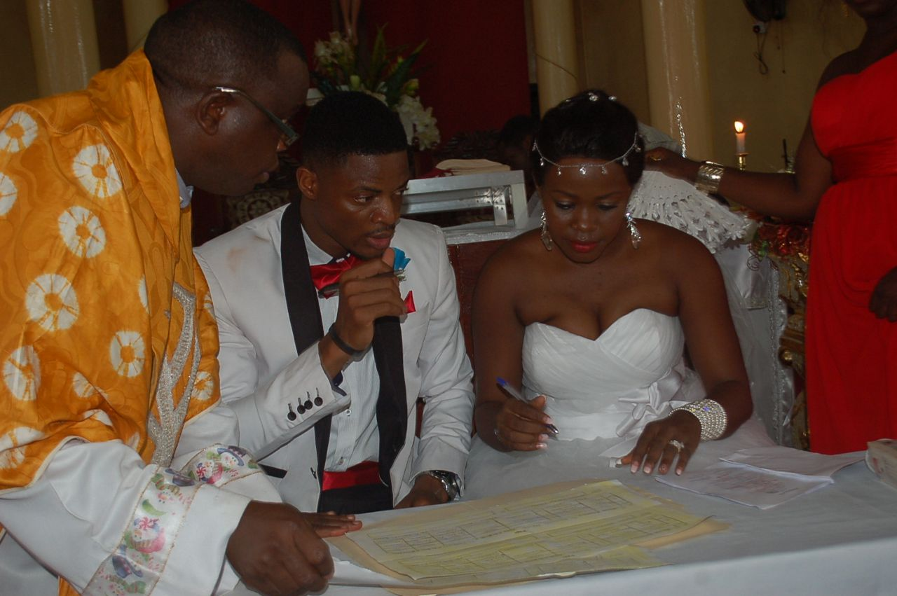 Sierra Leone Weddings Momodu and Beatrice12