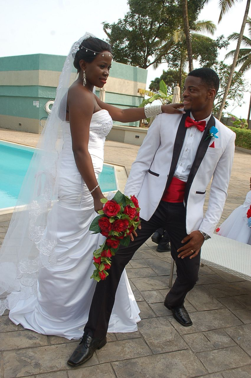 Sierra Leone Weddings Momodu and Beatrice13