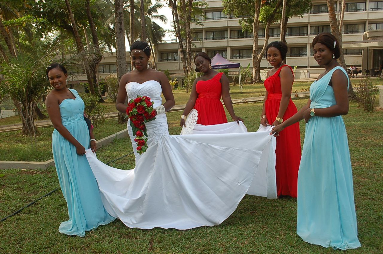 Sierra Leone Weddings Momodu and Beatrice15
