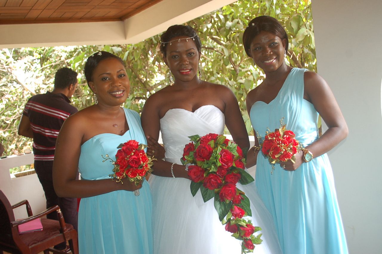 Sierra Leone Weddings Momodu and Beatrice3
