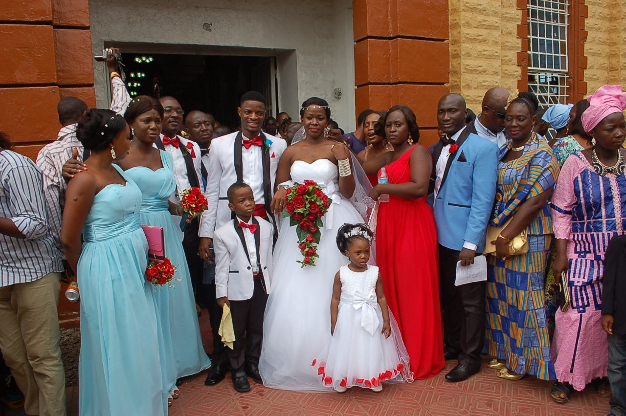 Sierra Leone Weddings Momodu and Beatrice4