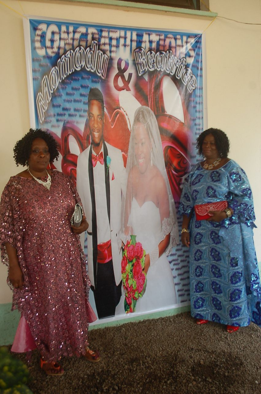 Sierra Leone Weddings Momodu and Beatrice5