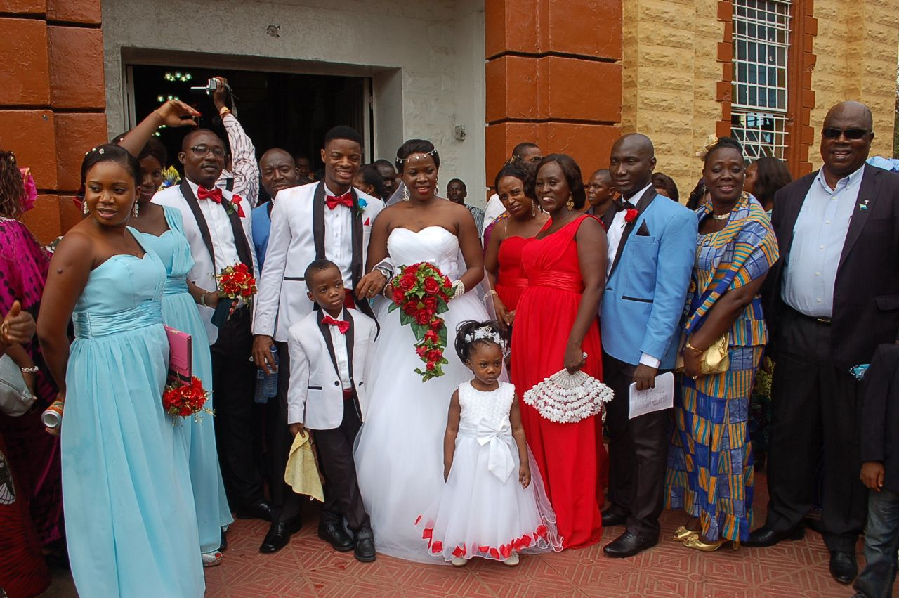 Sierra Leone Weddings Momodu and Beatrice7