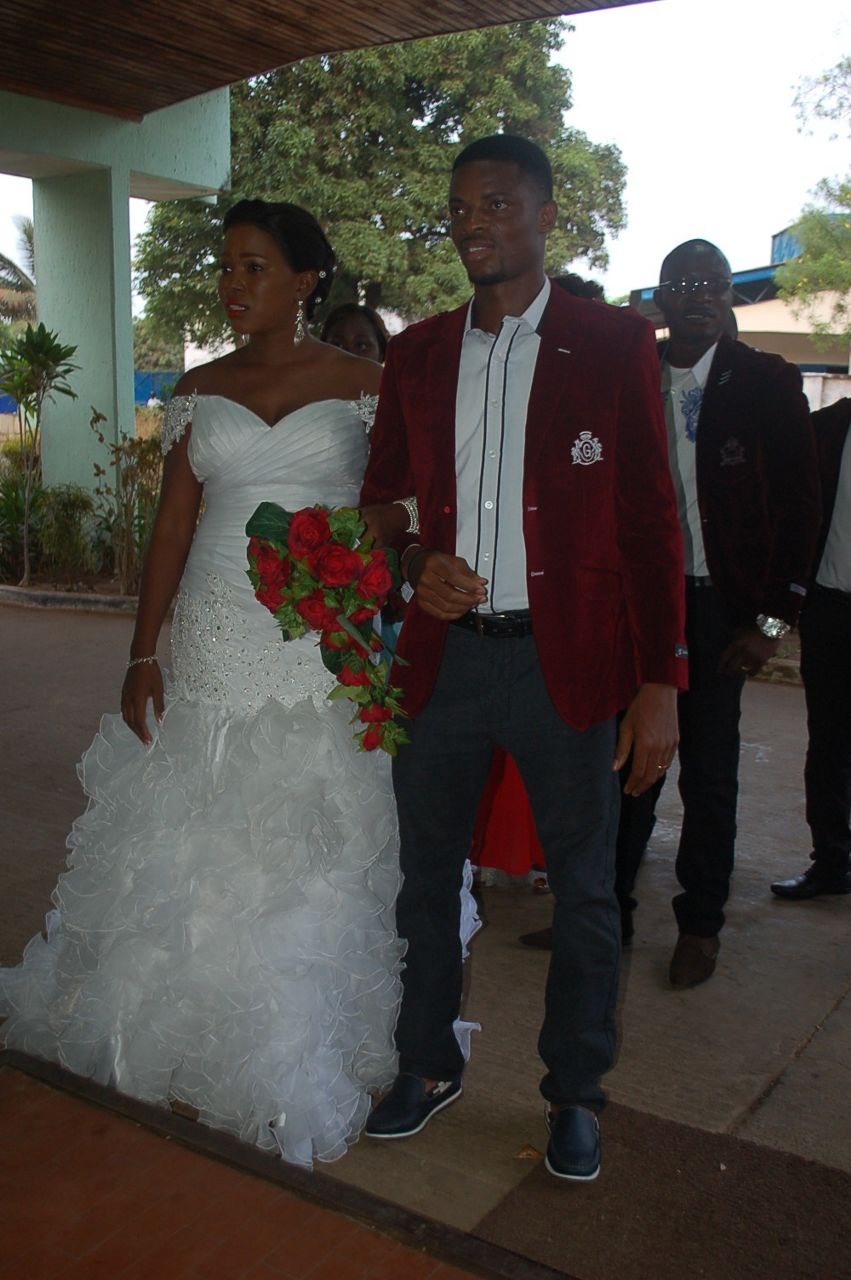 Sierra Leone Weddings Momodu and Beatrice8