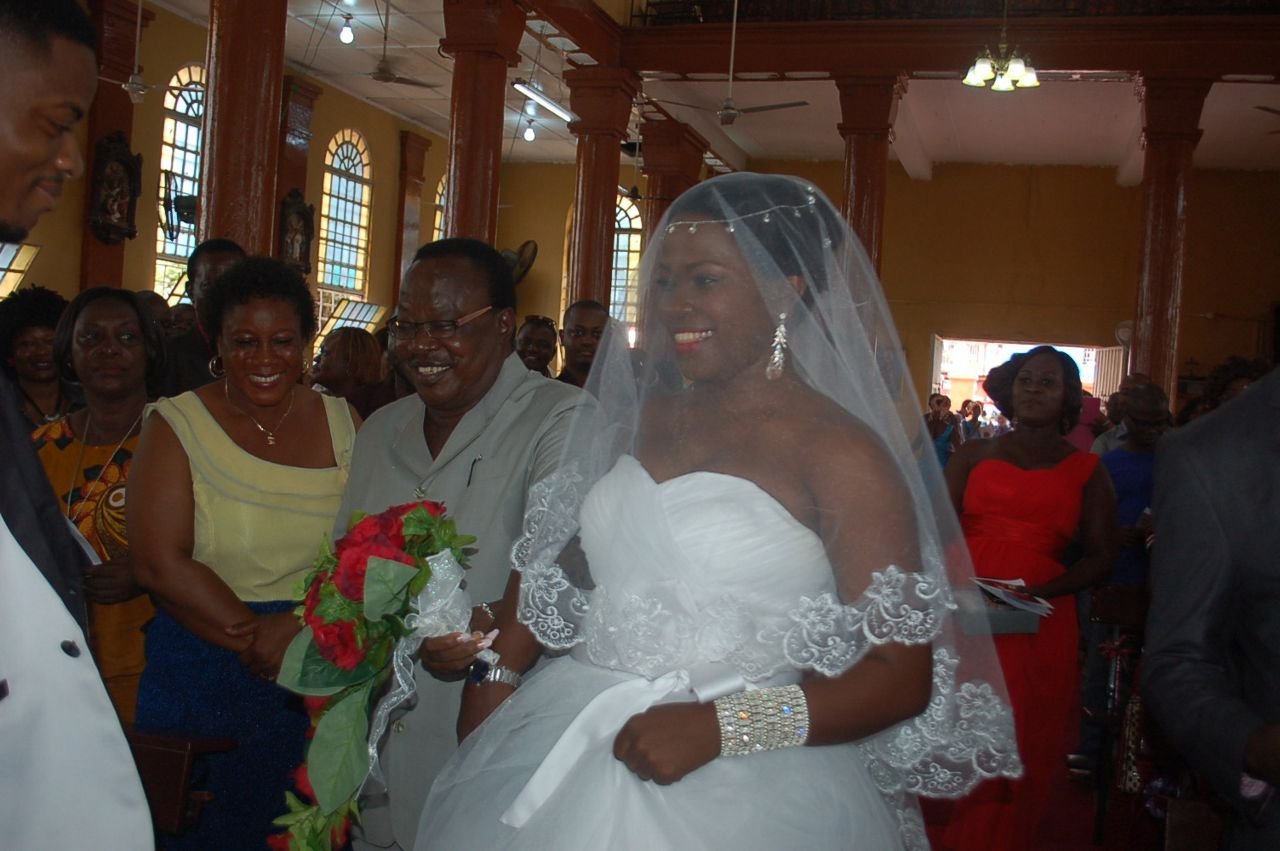 Sierra Leone Weddings Momodu and Beatrice9
