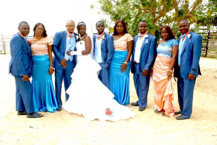 Vickie alvo wedding