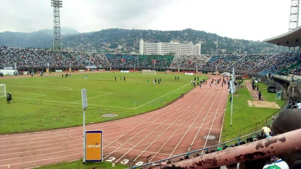 Sierra Leone v Kenya-Freetown-10June-AFCON2019