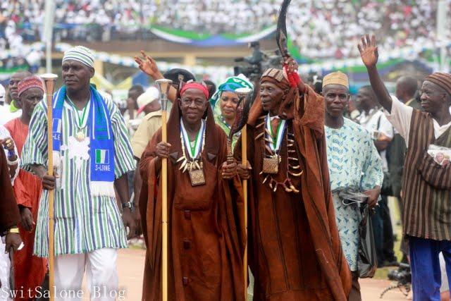 Sierra Leone_Paramount Chiefs-138