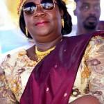 Madam Kadi Bassir, Sierra Leone Ambassador to Senegal