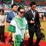 Chinese delegation to Sierra Leone inauguration