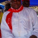 Hon Sheku B B Dumbuya, APC Majority Leader in Parliament