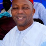 Kemoh Sesay, Minister of Political Affairs