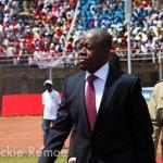 Kwesi Arthur-Amissah, VP of Ghana