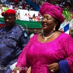 Madam Sia Koroma, First Lady of the Republic of Sierra Leone
